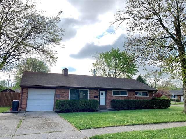 110 Dellsing Drive, Vandalia, OH 45377 (MLS #839197) :: Bella Realty Group