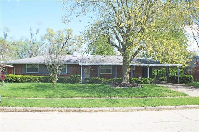 312 E Eppington Drive, Dayton, OH 45426 (MLS #839209) :: The Westheimer Group