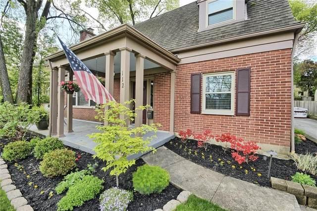 112 W Schantz Avenue, Oakwood, OH 45409 (MLS #839213) :: The Swick Real Estate Group
