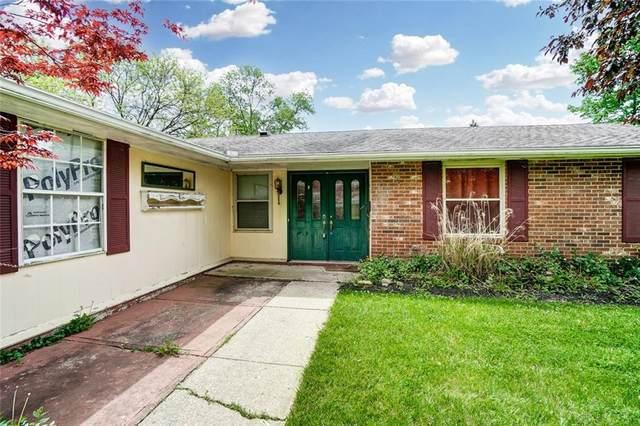 4006 Quail Bush Drive, Dayton, OH 45424 (MLS #839218) :: Bella Realty Group