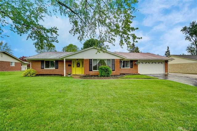 2247 Brookpark Drive, Kettering, OH 45440 (MLS #839231) :: The Gene Group