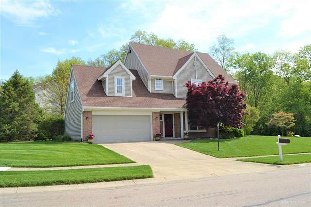 2109 Baldwin Drive, Centerville, OH 45459 (MLS #839232) :: The Gene Group