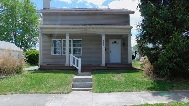 229 Tiffin Street, Greenville, OH 45331 (MLS #839242) :: The Swick Real Estate Group
