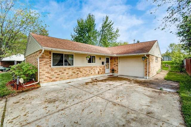 5441 Coleraine Drive, Huber Heights, OH 45424 (MLS #839250) :: The Gene Group
