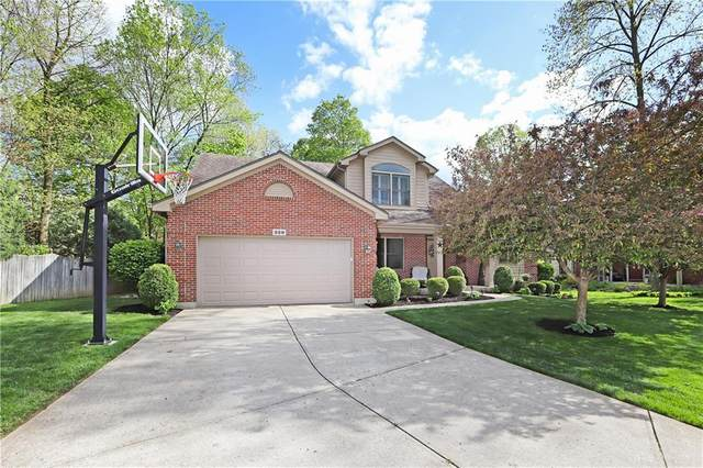 320 Shady Tree Court, Englewood, OH 45315 (MLS #839252) :: The Swick Real Estate Group