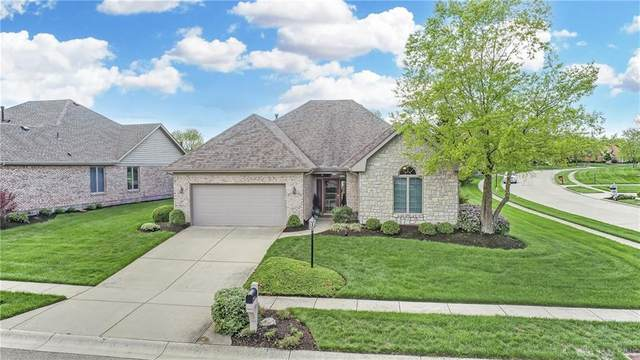 55 Aberfield Lane, Miamisburg, OH 45342 (MLS #839259) :: The Swick Real Estate Group