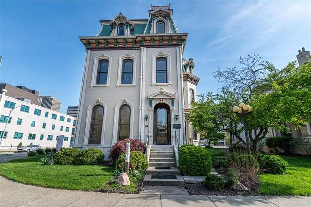 208 W Monument Avenue, Dayton, OH 45402 (MLS #839267) :: The Gene Group