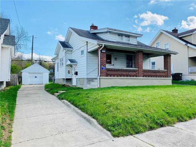 134 Northwood Avenue, Harrison Twp, OH 45405 (#839273) :: Century 21 Thacker & Associates, Inc.