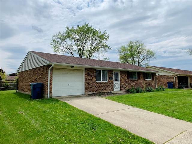 6837 Laurelview Drive, Huber Heights, OH 45424 (#839275) :: Century 21 Thacker & Associates, Inc.