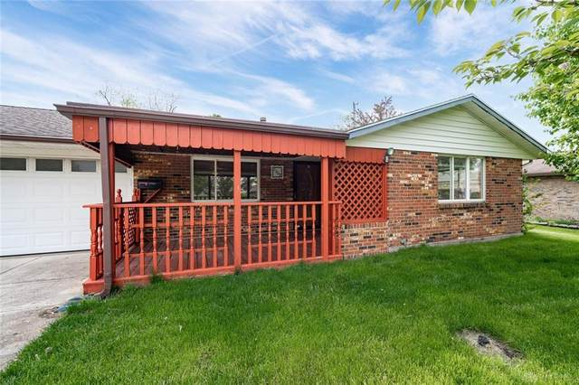 7308 Cohasset Drive, Huber Heights, OH 45424 (MLS #839277) :: The Gene Group