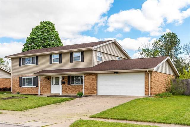 486 Rising Hill Drive, Fairborn, OH 45324 (MLS #839293) :: The Westheimer Group