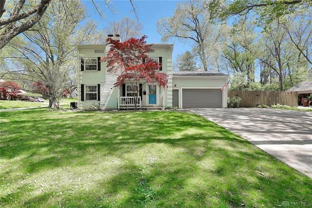 3400 Lenox Drive, Kettering, OH 45429 (MLS #839296) :: Bella Realty Group