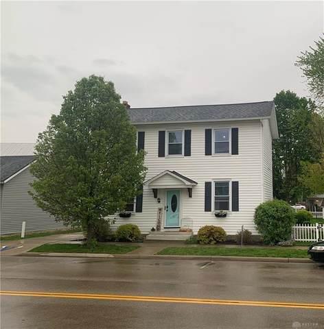 111 N Main Street, Casstown, OH 45312 (MLS #839306) :: Bella Realty Group