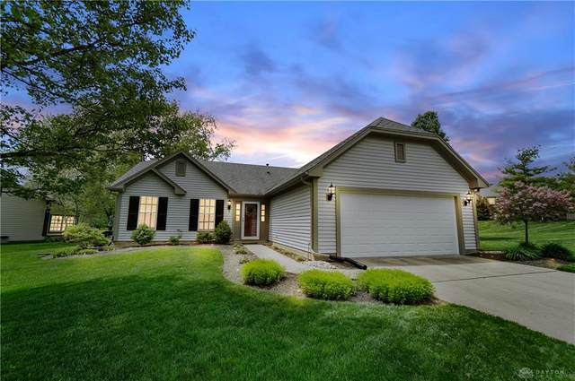 6553 Sandyhill Drive, Centerville, OH 45459 (MLS #839308) :: Bella Realty Group