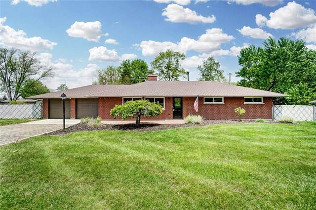 9071 Heather Lane, Centerville, OH 45458 (MLS #839310) :: The Swick Real Estate Group