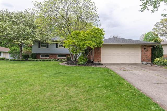 8160 Longcreek Drive, Centerville, OH 45458 (MLS #839320) :: Bella Realty Group