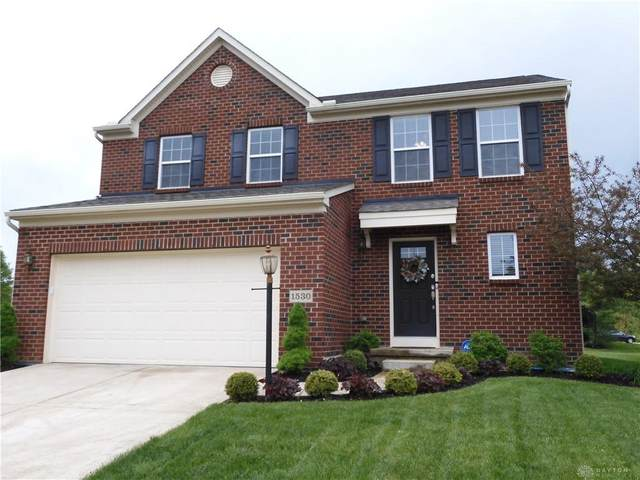 1530 N Wood Creek Drive, Centerville, OH 45458 (MLS #839335) :: Bella Realty Group