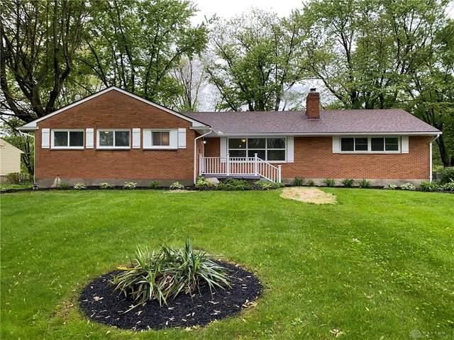 433 Silvercrest Terrace, Beavercreek, OH 45440 (MLS #839364) :: The Swick Real Estate Group