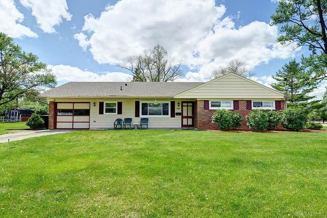 545 Duberry Place, Centerville, OH 45459 (MLS #839400) :: The Swick Real Estate Group