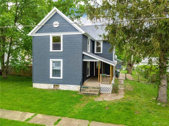 14 Pleasant Avenue, Trotwood, OH 45426 (#839402) :: Century 21 Thacker & Associates, Inc.