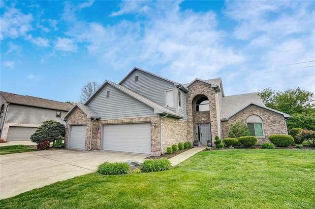 7169 Thundering Herd Place, Clayton, OH 45415 (MLS #839407) :: The Swick Real Estate Group