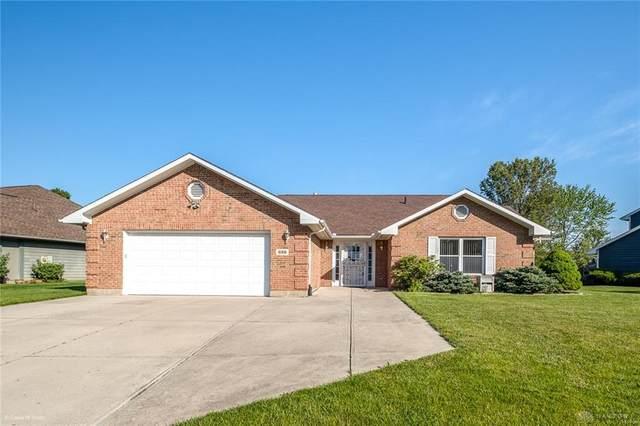 626 Autumn Creek Drive, Fairborn, OH 45324 (MLS #839484) :: The Swick Real Estate Group