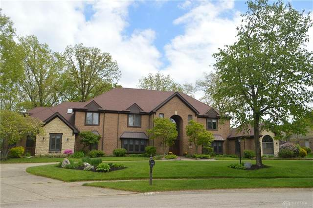 457 Lighthouse Trail, Centerville, OH 45458 (MLS #839493) :: The Gene Group