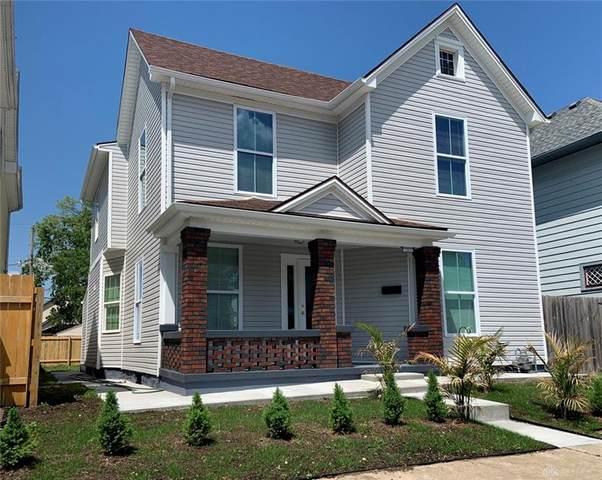 183 Alton Avenue, Dayton, OH 45404 (MLS #839509) :: The Gene Group