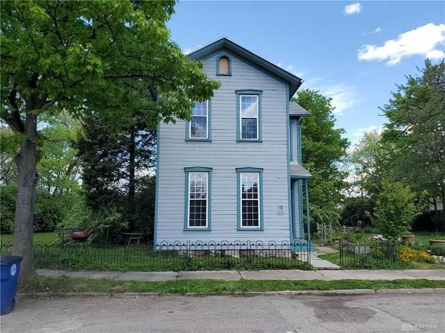 12 Morton Avenue, Dayton, OH 45410 (MLS #839542) :: The Gene Group