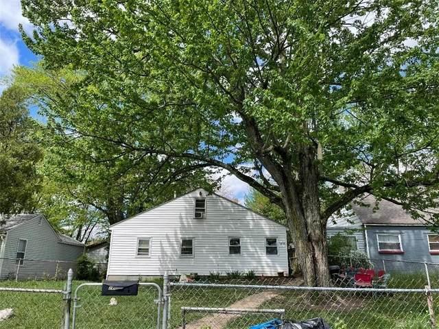 2441 Grant Avenue, Harrison Twp, OH 45406 (MLS #839567) :: The Gene Group