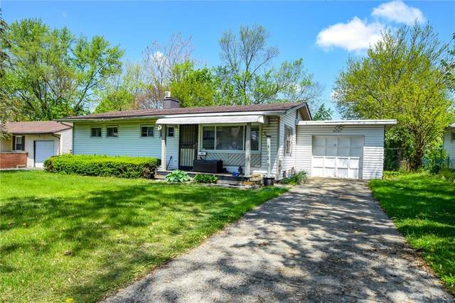 4025 Haney Road, Dayton, OH 45416 (MLS #839575) :: The Gene Group