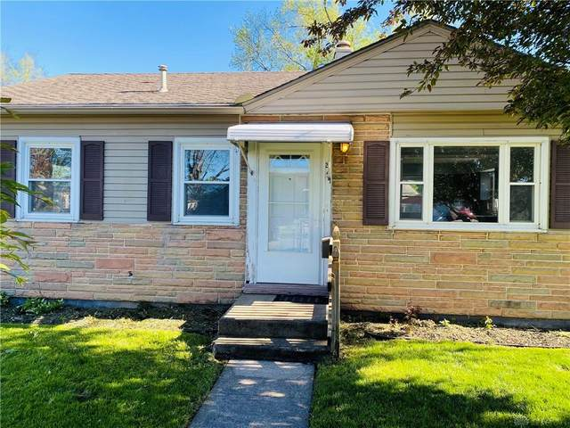 241 Fitchland Drive, Fairborn, OH 45324 (MLS #839593) :: The Swick Real Estate Group
