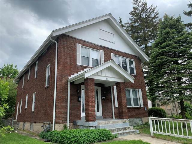 20 Pointview Avenue, Dayton, OH 45405 (MLS #839636) :: The Gene Group
