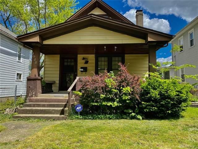 1022 Arbor Avenue, Dayton, OH 45420 (MLS #839703) :: The Gene Group