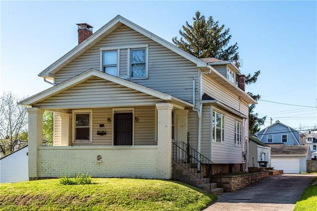48 E Maplewood Avenue, Dayton, OH 45405 (MLS #839767) :: The Gene Group