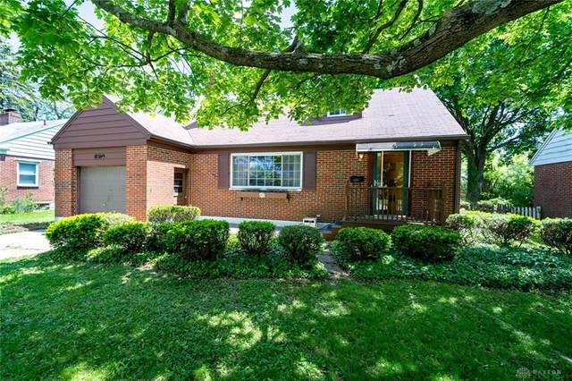 4024 Maricarr Drive, Kettering, OH 45429 (MLS #839802) :: The Gene Group