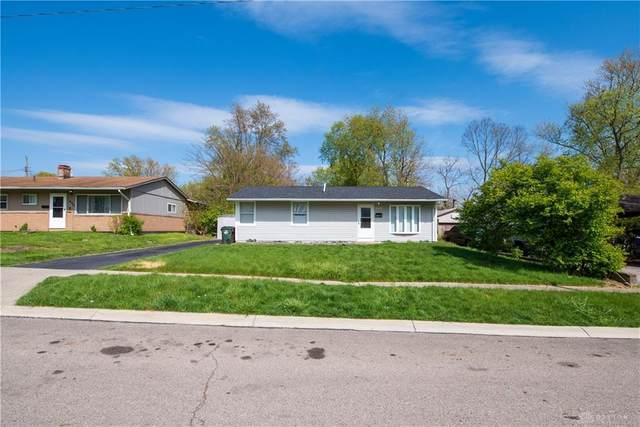 4136 Lobata Place, Dayton, OH 45416 (MLS #839822) :: The Gene Group