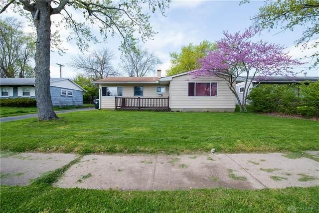 3649 Haney Road, Dayton, OH 45416 (MLS #839834) :: The Gene Group