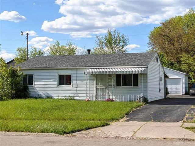 4755 Vanguard Avenue, Jefferson Twp, OH 45417 (MLS #839835) :: Bella Realty Group
