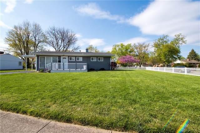 4171 Otis Drive, Dayton, OH 45416 (MLS #839837) :: The Gene Group