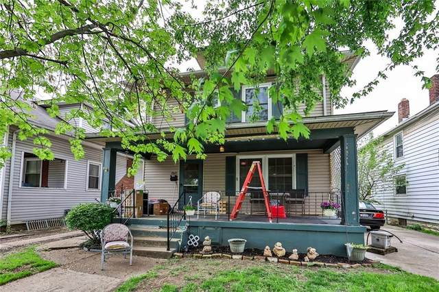 2412 Christel Avenue, Middletown, OH 45044 (MLS #839838) :: Bella Realty Group