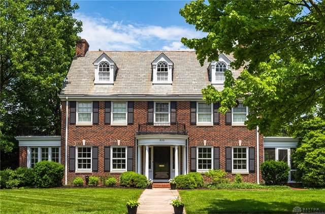 325 Haver Road, Oakwood, OH 45419 (MLS #839869) :: The Swick Real Estate Group