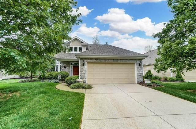 442 Yankee Trace Drive, Centerville, OH 45458 (MLS #839878) :: Bella Realty Group