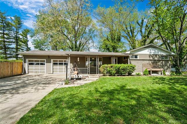 116 S East Street, Bellbrook, OH 45305 (MLS #839895) :: The Swick Real Estate Group