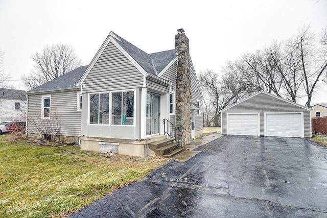 6065 Shull Road, Huber Heights, OH 45424 (MLS #839927) :: The Gene Group