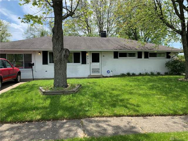 5512 Shady Oak Street, Huber Heights, OH 45424 (MLS #839928) :: The Gene Group
