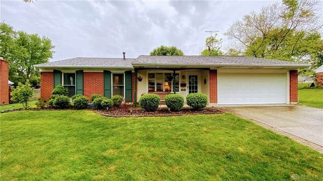 7661 Whitehall Drive, Miami Township, OH 45459 (MLS #839938) :: The Swick Real Estate Group
