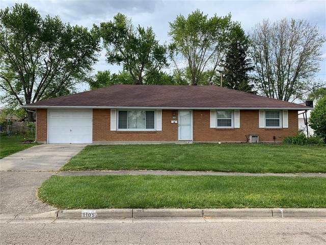 1105 Bristol Drive, Vandalia, OH 45377 (MLS #839960) :: The Swick Real Estate Group