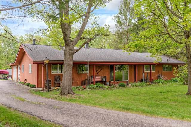7920 Guilford Drive, Butler Township, OH 45414 (MLS #839962) :: The Gene Group
