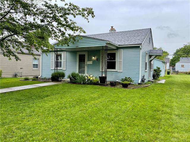 1241 Southlyn Drive, Kettering, OH 45409 (MLS #839977) :: The Swick Real Estate Group